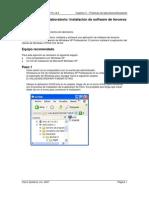 Practica de lab Cap5.5.4_Lab_Install_Third_Party_Software