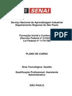 Assist Administrativo