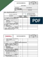 Auditoria Ambiental para Contratistas PDVSA