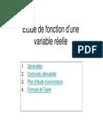 Etude-de-fonction-d'une-variable-réelle-Cour