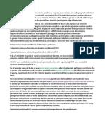 EPSP e IPSP e Vari Potenziali Discorso