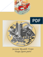 Catalogo Vespa