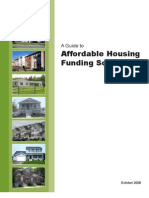 Affordable Housing Funding Sources