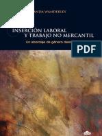 Fernanda Wanderley_Trabajo no mercantil e inserción laboral_Un abordaje de género desde los hogares