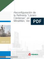 Xdoc.mx Reconfiguracion de La Refineria Lazaro Cardenas en Minatitlan Ver
