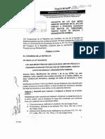 Proyecto de Ley 096-2021-CR