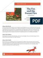 Fox and the Forest Fire Educator Guide