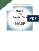Projeto NASF