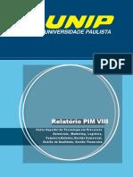 PIM VIII PROCESSOS GERENCIAIS - NOTA 7 OVIDIO