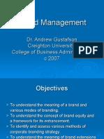 Brands&Branding