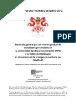 Protocolo Retorno USFQ 3