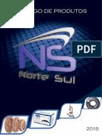 Catalogo Norte Sul
