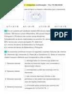 24-02-2021 - LISTA DE EXERCÍCIOS (continuação – 13 a 17)  - CONJUNTOS