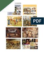 Elementos de la Edad Media a la modernidad