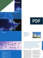 Undergraduate Brochure Mathematics
