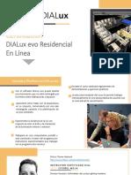 Cert. DIALux Evo Residencial en Línea 10 Hrs - Perú