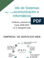 MOSTELECOM_EMPRESA  DE SERVICIOS WEB