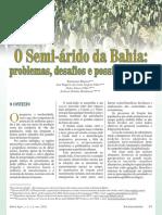 Semi-Arido Da Bahia