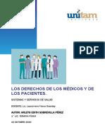 Act 2 Los Derechos de Los Médicos y de Los Pacientes