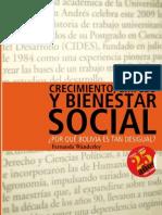 Crecimiento Empleo y Bienestar Social (Fernanda Wanderley