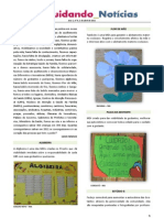Cuidando Notícias nº 09 - Ano 1 | Projeto Cuidando do Futuro