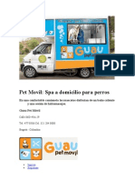 Pet Movil
