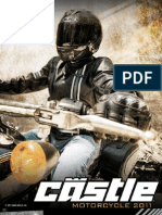 2011 Castle Motorcycle Catalog
