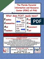 FL PIRC of FND FCAT Booklet[1]