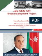 Baku White City Project