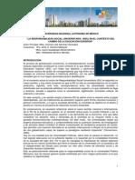 """""""LA RESPONSABILIDAD SOCIAL UNIVERSITARIA  (RSU) EN EL CONTEXTO DEL"""