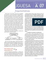 Português - Vol. 3 - ESTRATÉGIAS ARGUMENTATIVAS – ROMANTISMO – REALISMO NATURALISMO – PARNASIANISMO SIMBOLISMO – TERMOS LIGADOS AO VERBO E AO NOME - CONCORDÂNCIA