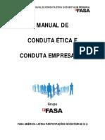 Manual de Conduta Etica e Empresarial