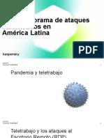 Panorama de Amenazas en AL_2021