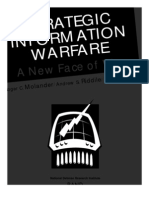 Startegic Information Warfare