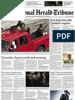 International_Herald_Tribune_2011.04.01
