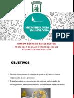Estética Parthenoon - Microbiologia e Imuno Aula 2