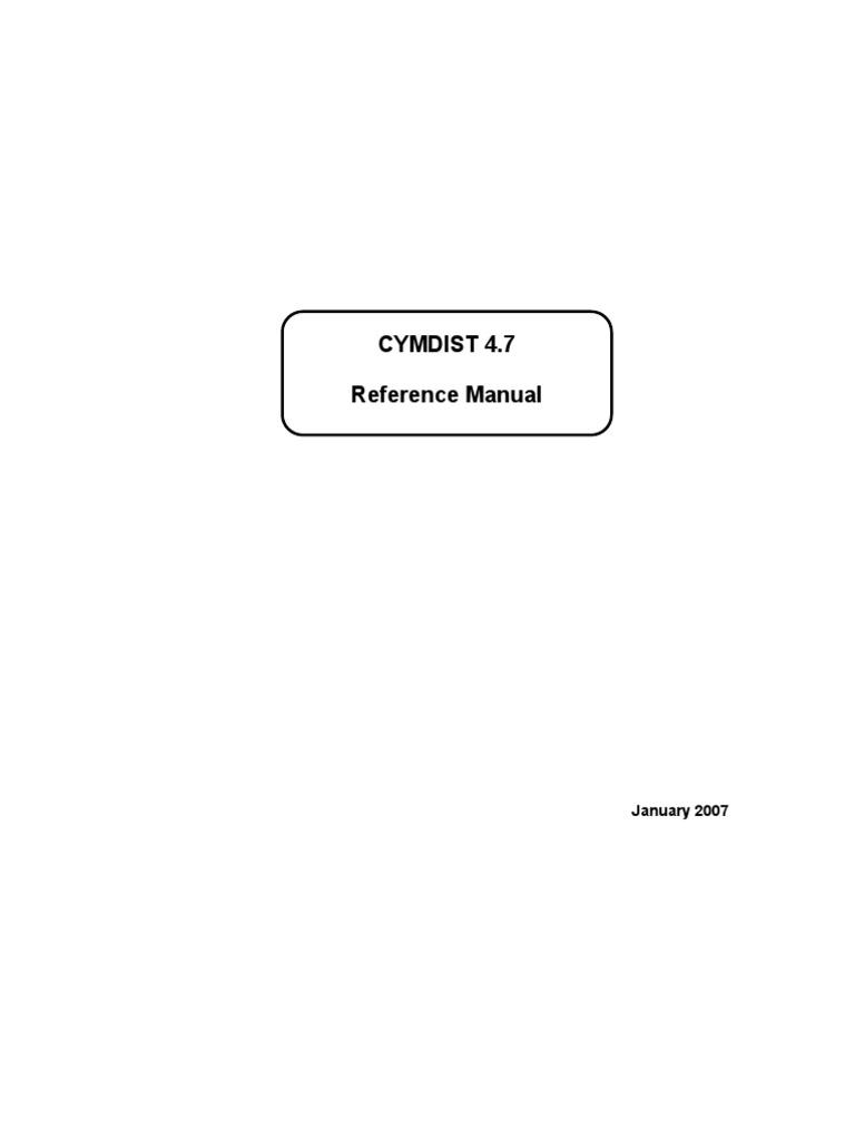 cymdist 5.0