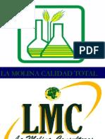 BPM Y HACCP; agraria la molina