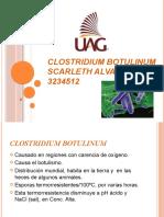 Clostridium botulinum microbiologia alimentaria nut