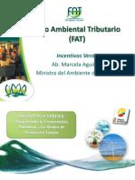 FAT - Incentivos Verdes - Ab Marcela Aguiñaga