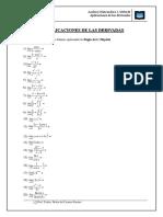 Guía de Trabajos Prácticos Aplicaciones Derivadas AMI