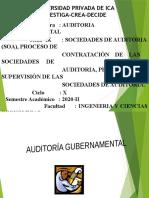 Sesion 9 Plantiamineto Del Control Gubernamental