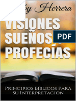 Deiby Herrera - VISIONES, SUEÑOS Y PROFECIAS