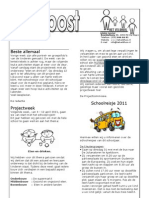 Veldpost nr 11, 2010-2011