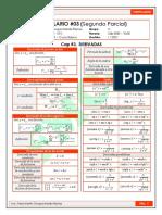 Formulario#03 MAT101-1