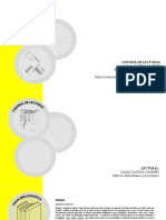 Control de lecturas - Cajas, cajitas y cajones - cueva_cabaña