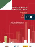 Nuevas Empresas en América latina