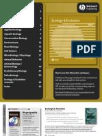 catalogue 2007 online ecology