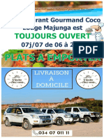 Restaurant Toujours Ouverts