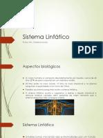 Anatomia e fisiologia do sistema linfático